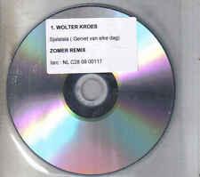 Wolter Kroes-Sjalalala Promo cd single