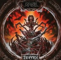 RAGE - TRAPPED!  CD NEW+