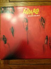Animals LP  Greatest Hits Live  (LP082)