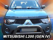 MITSUBISHI  L-200  2006 - 2016  Bonnet Guard  HEKO 02136