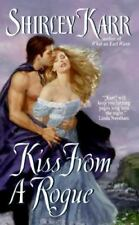 Kiss From a Rogue by Karr, Shirley