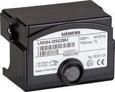 Steuergerät LMO 54.200 Buderus/ Sieger BE A Brenner Siemens 8718575516 63015532