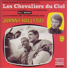 ★☆★ CD SINGLE Johnny HALLYDAY - Soundtrack Les chevaliers du ciel  2eme NEUF ★☆★