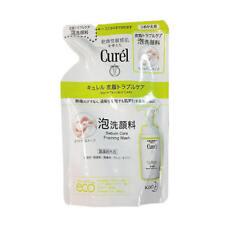 ☀Kao Curel Sebum Care Foaming Facial Wash Trouble Care Refill 130ml F/S