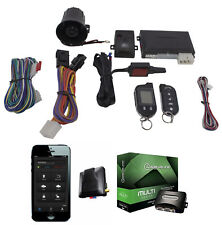 Remote Start With Multi Series Bypass Mod and GPS tracking Scytek G5.2W ALCA