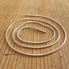 Schlangenkette mit Bajonettverschluss Silber 50cm