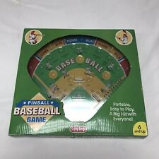 "Schylling Baseball Diamond Table Pin Ball Baseball ""Play Ball"" NEW"