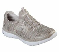 Women's Skechers Summits Light Dreaming Taupe 12984/TPE with Memory Foam