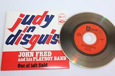 John Fred and his Playboy Band - European CD single / Judy in disguise - What is