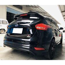 Carbon Fiber HPDL Add ST Rear Trunk Spoiler For 2011~18 Ford Focus MK3 Hatchback