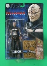 "Neca Hellraiser Series One STITCH 7"" Action Figure, 2003, Mint on Card"
