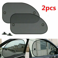 Auto Car Side Window Sunshade Sun Shade Cover Visor Mesh Shield UV Block Protect