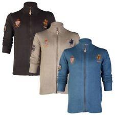 Jerséis y cárdigan de hombre azul 100% algodón talla XXL