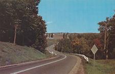Route 29 La Trappe Co. Deux-Montagnes OKA Quebec Canada Postcard