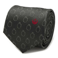 Star Wars Millennium Falcon Necktie Ties 100% Silk Rebel Logo & Gift Box