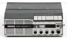 UHER 4000 Report-L TOP Tonband Tonbandgerät Bastler, spielt nicht ab