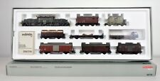 MARKLIN HO SCALE 26730 DIGITAL SWISS CE 6/8 III CROCODILE FREIGHT CAR SET