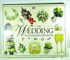 DK The Wedding Planner & Record Book & Personal Album Original Box Unused
