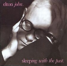 Sleeping With The Past by Elton John (CD, 1989, PolyGram)
