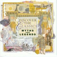 Various - Discover the Classics Myths and Legends (CD) (1991)