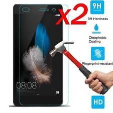 2Pcs 9H Film De Verre Trempé Premium Housse Protège Écran Pour Huawei TéléPhone