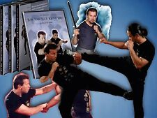 Jeet Kune Do Dvd Instructor series JKD 8DVD Real Self defence Master In JKD