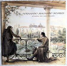 "12"" LP ""Coimbra rpt maïs Encanto"" - Fernando Machado soares-signé"