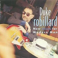 Duke Robillard New Blues for Modern Man CD Shanachie Records 1999 NEW Sealed