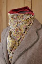 William Morris Pimpernel Silk Lined Scarf