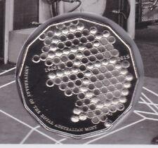 2015 Australia 50 Cent UNC Uncirculated Coin ex Set 50th Anniversary RAM mint