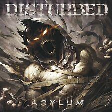Disturbed - Asylum ** NEW CD **  SEALED