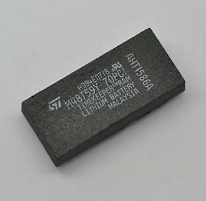 M48T59Y-70PC1D 64 Kbit 8Kb x8 TIMEKEEPER SRAM INTEGRATED CIRCUIT DIP ''IMAGE REF