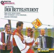 Carl Millöcker Der Bettelstudent-Großer Querschnitt (Laserlight) [CD]
