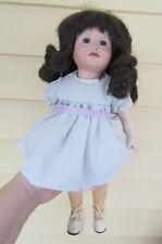 "Krammer Reinhardt 13"" Doll German /Germany Pouty K Star R 114 Reproduction Doll"