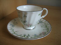 MINTON COFFEE CUP AND SAUCER .