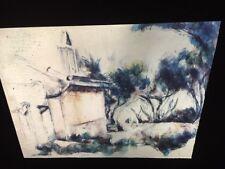 "Paul Cezanne ""Cabanon De Jourdan"" French Post-impressionism 35mm Art Slide"