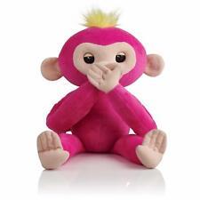 Fingerlings Hugs Bella Friendly Interactive Fun Plush Soft Monkey Toy For Kids