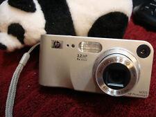 HP PhotoSmart M305 3.2MP Digital Camera - Silver