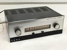 More details for vintage leak stereo equipment