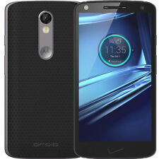 "5.4"" New Motorola Droid Turbo 2 XT1585 64GB Verizon Unlocked Black Smartphone"