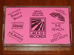 RADIO 1991 VOL. 1 - VARIOUS ARTISTS, HUMAN CONDITION, ZION  - RARE NEW CASSETTE
