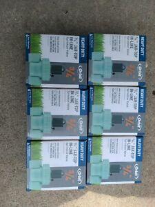 Lot of 6 - Orbit Sprinkler System 3/4-Inch NPT Jar Top Sprinkler Valve 57460