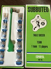 Subbuteo Legends / Leggenda Vintage Team - Espanyol 1987/88