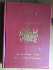 Hunting. The Duke of Beaufort.  1985 facsimile edition.