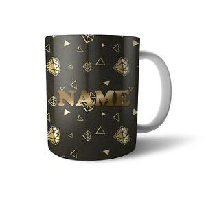 Personalised name Diamond Background Magic Colour Changing Mug MugMT01P