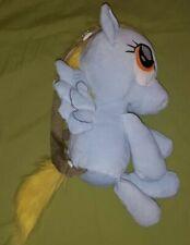MLP My Little Pony Bubbles Derpy Plush Backpack 2013 Hasbro