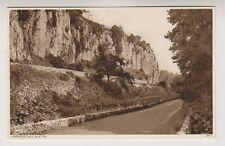Derbyshire postcard - Ashwood Dale, Buxton