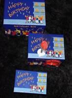 Caja de Regalo Feliz Cumpleaños Cumpleaños Sound Caja de Regalo Embalaje