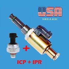 Injection Pressure Regulator & Timing Sensor Fit Ford V8 7.3L E F Ecolnine