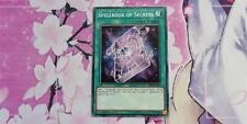 "YUGIOH!! ""Spellbook of Secrets"" SR08-EN027! Common! Near Mint! 1. Edition!"